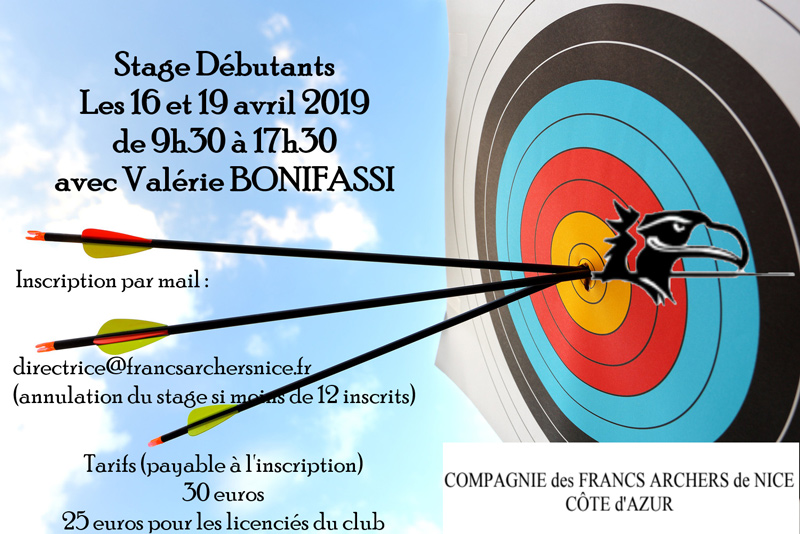 stage 16 et 19 avril val